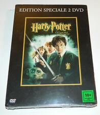 """DVD HARRY POTTER  LA CHAMBRE DES SECRETS  """"EDITION SPECIALE""""  NEUF SOUS BLISTER"""