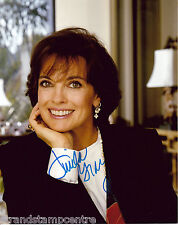 "Linda Gray Colour 10""x 8"" Signed Dallas Photo - UACC RD223"