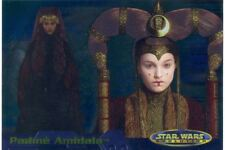 Star Wars Evolution Evolution 'A' Chase Card 9A Padme Amidala