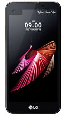 LG X Screen 16GB 4G LTE Android-Black
