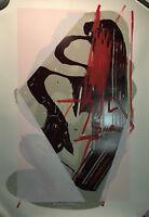Colorful Modernism Ltd. Ed. Serigraph Signed Daryl Hughto
