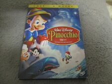 "COFFRET COLLECTOR 2 DVD ""PINOCCHIO"" edition Francaise Disney N°2"