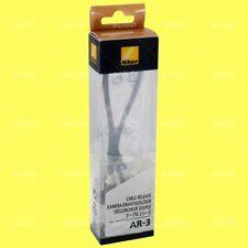 Genuine Nikon AR-3 Shutter Cable Release for Df D100 F3 F4 F60D F80 F-601 F-801