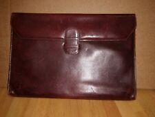Vintage Bottega Veneta Leather Paper Folder Bag