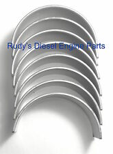 Isuzu NPR NQR 92-98 3.9 4BD2 4BD2T diesel GMC W-series rod bearing set std.