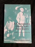 A Chesapeake Family and Their Slaves by Anne Elizabeth Yentsch, Archaeology 1994