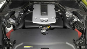 Fits 2014-2016 Infiniti Q50 3.7L AEM Cold Air Intake +10HP! 21-774DS