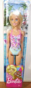 Barbie Swimming Suit BATH PLAY FUN BARBIE Doll