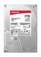 NEW Toshiba  2TB 7200RPM 64MB Cache High Performance Hard Drive HDWD120UZSVA