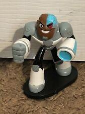 Cyborg Teen Titans Go Funko Cake Topper Figure Dc Comics