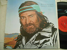 WILLIE NELSON ALWAYS ON MY MIND- A WHITER SHADE OF PALE LP VINYL 1982 Country