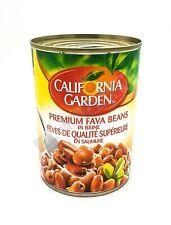 Foul Moudamas Plain - California Garden - 12x400g - Fava Beans