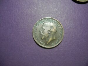 GBR670 - GREAT BRITAIN -  PENNY - 1915