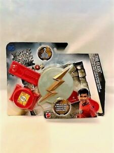 DC Justice League The Flash Snap & Wear It Hero Set Lot of 4
