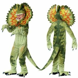 Halloween Dinosaur Costume For Kids Triceratops Cosplay Outfit Party Costumes