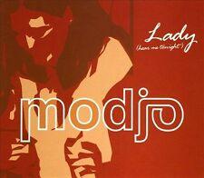 Modjo : Lady (Hear Me Tonight) CD