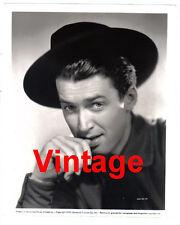 James Stewart~ Portrait~1939 Destry Rides Again~CU #2~Original~Vintage Photo