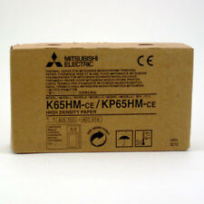 Mitsubishi K65HM/KP65HM High Density Paper for P-90 Series Printers 4 rolls/box