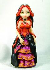 JASMINE BECKET-GRIFFITH. WOLF COUNTESS FAIRY FIGURINE