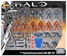 Mega Bloks Halo Figures Promethean Strike Set New Figure Action Building Armor