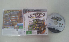 World of Outlaws: Sprint Cars PS3 Game USED