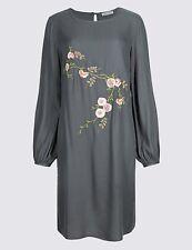 per Una Floral Long Dress Size 12