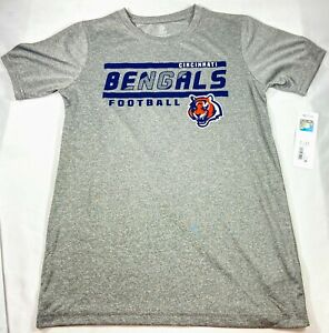 NFL Cincinnati Bengals; Boy's Large (12/14) Shirt-New with tags Free Shipping
