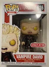 Funko Pop! The Lost Boys Target Exclusive  - Vampire David #616