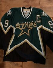 Koho Dallas Stars Mike Modano NHL Hockey Vintage Jersey Green Home / Away