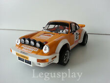 "Slot SCX Scalextric Altaya Porsche RS911 Carrera ""Rallyes Miticos"" Nº2"