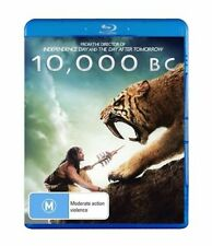 10,000 BC (Blu-ray, 2008) NEW B.C. 10000 BC