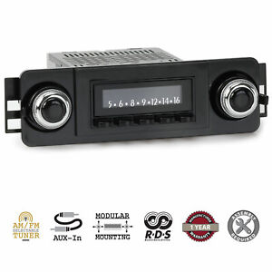 1967-72 Chevrolet C10 Pickup RetroSound Laguna Radio AM/FM AUX RetroRadio Stereo