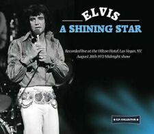 Elvis Presley CD A Shining Star - Live in Las Vegas 1972 - Digipack NEU (sealed)