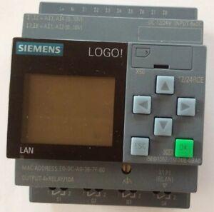 Siemen Logo Lan MAC ADRESS E0-E0-38-7F-80
