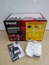 TREND AIRSHIELD PRO RESPIRATOR AIR/PRO + EXTRA BATTERY & THP2 FILTERS