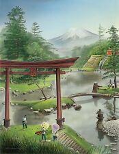 No. 6 Fujiyama Gardens Country Club BY LOYAL H. CHAPMAN