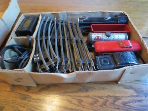 Vintage Marx Steam Line Electric Train Set In The Original Box No. 3987