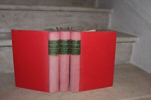 Thackeray / the adventures of philip on his way...  (in 3 volumes) n°17/ 1000 ex