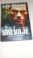 DVD SALVAJE (IN HELL)