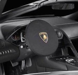 Factory Lamborghini Steering Wheel Cover Genuine Original OEM Owners Security