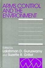 Arms & the Environment: Preventing the Perils of Arms Control-ExLibrary