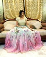 Party Wear Women Ethnic Wear Bollywood Designer Lehenga Choli Dupatta