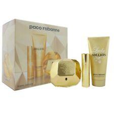 Paco Rabanne Lady Million Set 80 ml Eau de Parfum & 10 ml EDP & 100ml Bodylotion