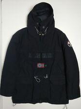 Napapijri Skidoo Open Parka Long Men's Jacket Size XXXL Winter 3XL 2XL
