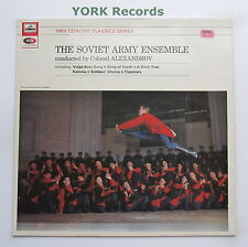 SXLP 30062 - THE SOVIET RED ARMY ENSEMBLE - Colonel Alexandrov - Ex LP Record