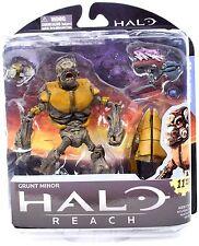 Halo Reach Series 2 GRUNT MINOR Orange Action Figure McFarlane 2011