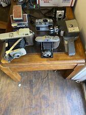 Lot of 6 Vintage Cameras
