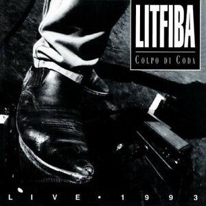 Litfiba – Colpo Di Coda 2 x CD Cardboard Slipcase