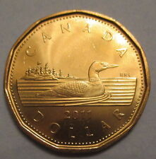 2011 CANADA LOONIE PROOF-LIKE ONE DOLLAR COIN