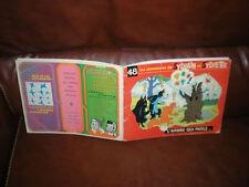 SYLVAIN ET SYLVETTE SERIE 2 N°48 L'ARBRE QUI PARLE - EDITION 1974